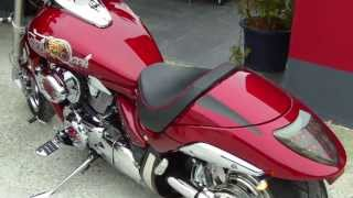 getlinkyoutube.com-Suzuki M1800 RII / Boulevard 1800cc M109R EvilDevil