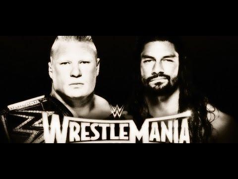 Controversial Backstage WWE WrestleMania 31 News On Roman Reigns vs. Brock Lesnar - SHOCKING NEWS!