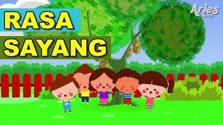 getlinkyoutube.com-Lagu Kanak Kanak Alif & Mimi - Rasa Sayang (Animasi 2D)