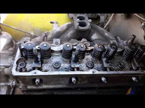 УАЗ 31514.Двигатель 417. Разбираем двигатель. стук в двигателе. Ремонт.