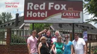Red Fox Hotel, Harare & some other places .. !