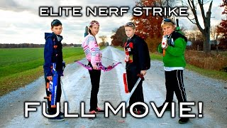getlinkyoutube.com-Elite Nerf Strike - Full Movie!