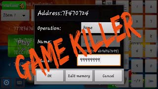 Game killer root privilege is needed Solution Android By DF 2015