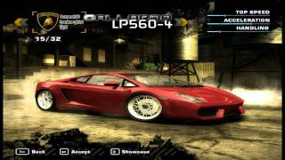 getlinkyoutube.com-NFS Most Wanted - 25 new cars [download link] [HOW TO INSTALL] [ LINK WORKS]