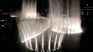 getlinkyoutube.com-The Dubai Fountain - Baba Yetu (High Quality) by Christopher Tin