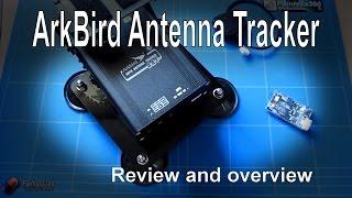 getlinkyoutube.com-RC Reviews - Arkbird Automatic Antenna Tracker for FPV