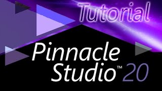 getlinkyoutube.com-Pinnacle Studio 20 - Full Tutorial for Beginners [+General Overview]*