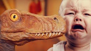 getlinkyoutube.com-TENHO MEDO DE DINOSSAUROS! - Jurassic Park
