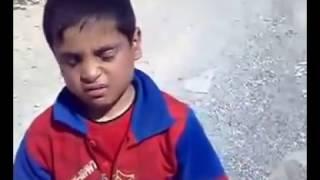 getlinkyoutube.com-الفيديو اللي حقق ملايين المشاهدات طفل عراقي ...... شوف براءة الاطفال