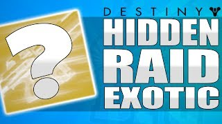 getlinkyoutube.com-Destiny: Kings Fall Raid Secret Exotic From Challenge Mode? - Challenge Mode Rewards Info!