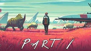 getlinkyoutube.com-No Man's Sky Walkthrough Gameplay Part 1 - Planets (PS4)