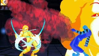 getlinkyoutube.com-MUGEN Team Donald VS Team Evil Donald
