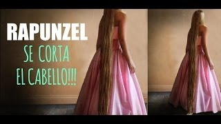 getlinkyoutube.com-Rapunzel se corta el cabello | EsbattTV
