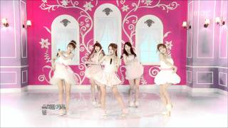 getlinkyoutube.com-음악중심 - Girl's Day - Hug Me Once, 걸스데이 - 한 번만 안아줘, Music Core 20110709
