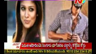 Nayanthara is not doing Dirty Picture remake