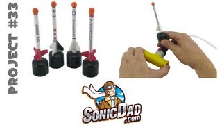 getlinkyoutube.com-Micro Stomp Rocket - SonicDad Project #33