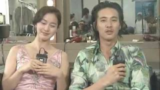 getlinkyoutube.com-Won Bin, Kim Tae Hee - LG Cyon CF 4-6 (w/translation)
