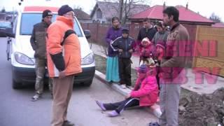 getlinkyoutube.com-BICICLISTĂ TĂVALITĂ PE SOSEA IN SMEENI de un autoturism de teren 23.03.2015