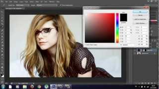 getlinkyoutube.com-วิธีการเปลี่ยนสีผม ด้วย Photoshop CS6