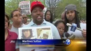 Innocent Black woman (Rekia Boyd) killed by Chicago Police Officer