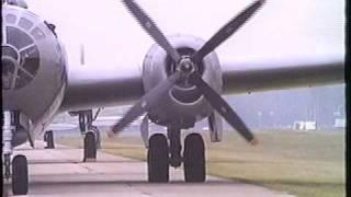 "getlinkyoutube.com-B-29 ""FiFi"" Engine Start Up"