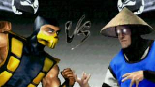 getlinkyoutube.com-Mortal Kombat project 4 3 Scorpion MK4 Gameplay 2/2