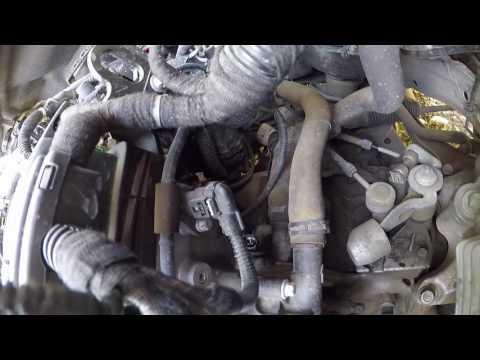 Очередной СЮРПРИЗ от Опеля! Opel ASTRA J 2012 года. Замена ДАТЧИКА ТЕМПЕРАТУРЫ.
