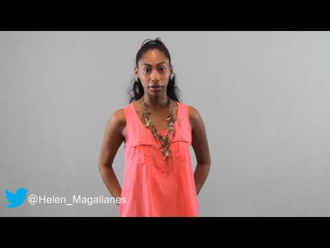 BET 106 & Park AUDITION TAPE: Helen Magallanes