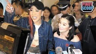 Anong Nangyayari Kay Vice Ganda at Kris Aquino?