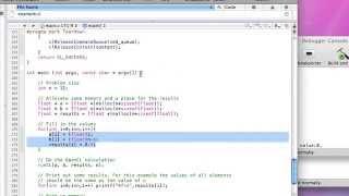 getlinkyoutube.com-Episode 3 - Building an OpenCL Project