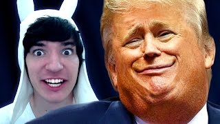 getlinkyoutube.com-I WILL SAVE RUMP! - Mr. President #1