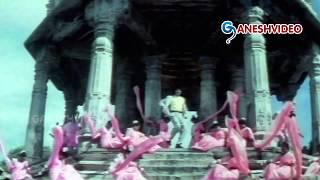 Kunthi Puthrudu Songs - Oka Hrudayamu Palikina - Mohan Babu, Vijayashanti - Ganesh Videos width=