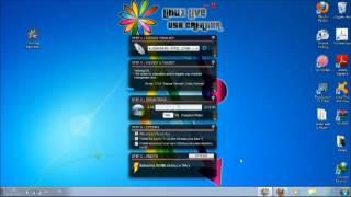 شرح طريقة تثبيت لينكس ابونتو على فلاش ديسك linux live usb