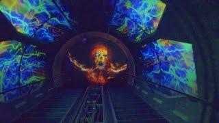 getlinkyoutube.com-Space Mountain Ghost Galaxy (On-Ride) Disneyland
