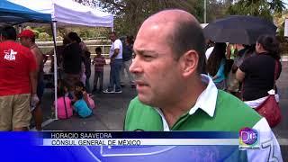 El Consulado de México estuvo en Bonita Springs para ayudar a sus connacionales