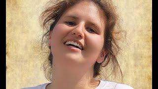 getlinkyoutube.com-Gimp 2.9: Portrait - Haare - überlagern statt freistellen