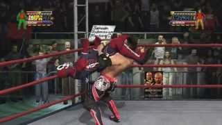 getlinkyoutube.com-TNA Impact Ultimate X Match