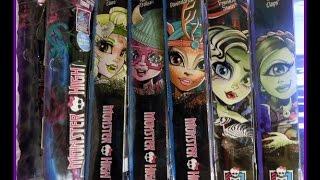 getlinkyoutube.com-Munecas Nuevas de Monster High 2016 - 2015