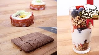 getlinkyoutube.com-Recettes rapides pour le petit-déjeuner