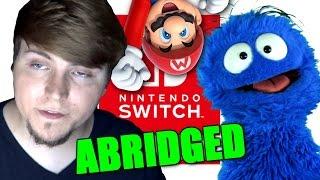 Nintendo Switch Presentation Reactions: The Big Stuff