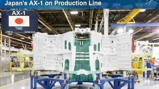 getlinkyoutube.com-【航空自衛隊】日本だけF-35戦闘機を生産できるのはおかしい! どっちが優れてる?意外に知らない事実が凄すぎる!