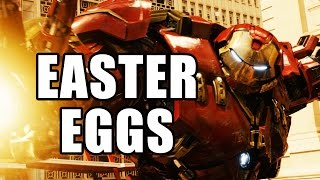getlinkyoutube.com-Top 50 Avengers Age of Ultron Easter Eggs & References