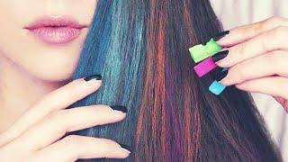 getlinkyoutube.com-DIY Temporary Hair Color | DIY-911