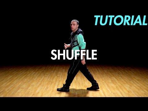 How to Shuffle (Dance Moves Tutorial)   Mihran Kirakosian - YouTube