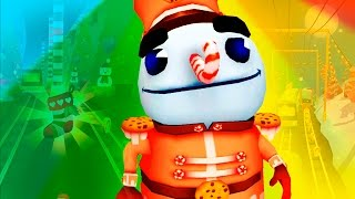 getlinkyoutube.com-Subway Surfers North Pole - Gameplay Android [Buddy Candy Outfit] HD Video