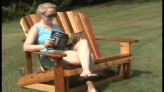 getlinkyoutube.com-Как сделать садовую мебель