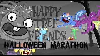 getlinkyoutube.com-Happy Tree Friends Halloween Marathon