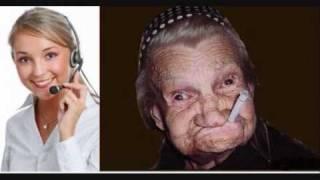 Rozmowa przy głuchawej babci i konsultantki TP