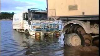 getlinkyoutube.com-Unimog truck expedition North Russia Ural 1999 Extreme Adventure Offroad