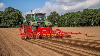 Grimme MATRIX 1200 | Precision seed drill for beet, canola and chicory